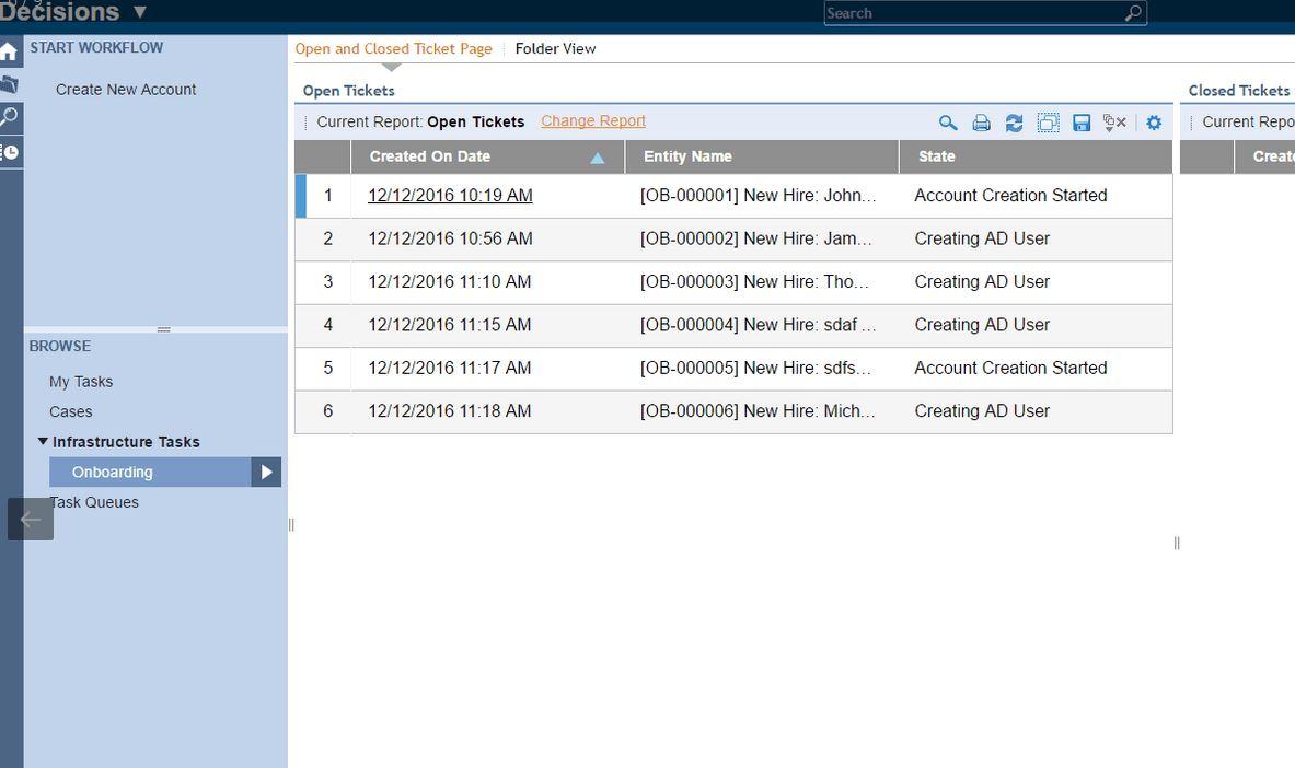 Process Folder